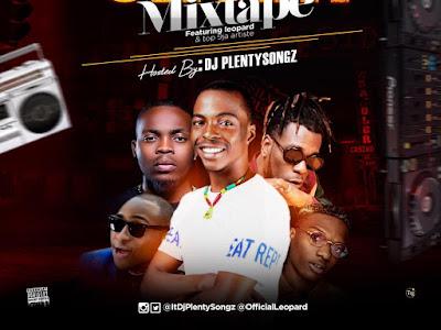DOWNLOAD MIXTAPE: DJ Plentysongz - Shola Mixtape