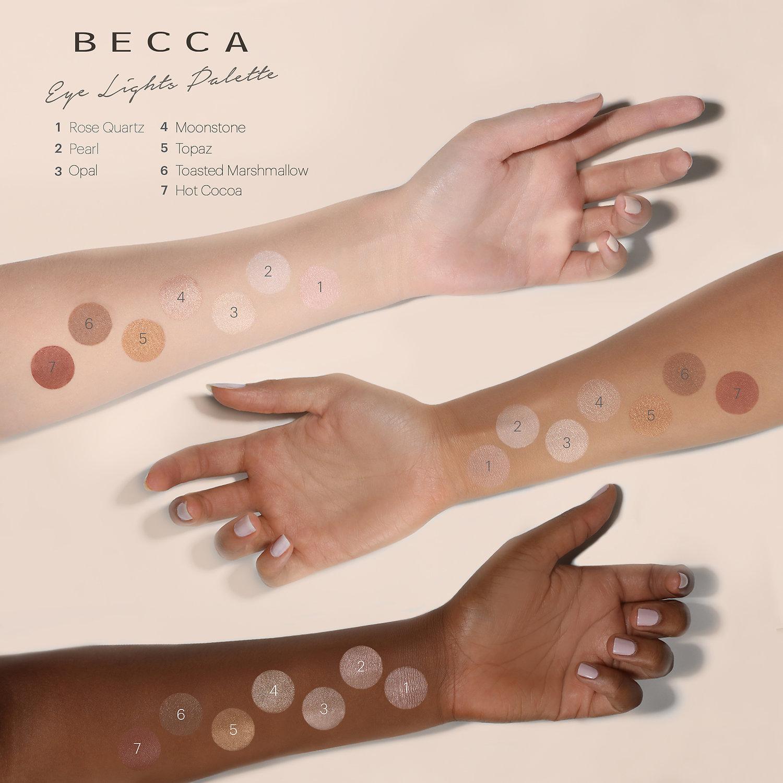 Be A Light Face Palette by BECCA #14