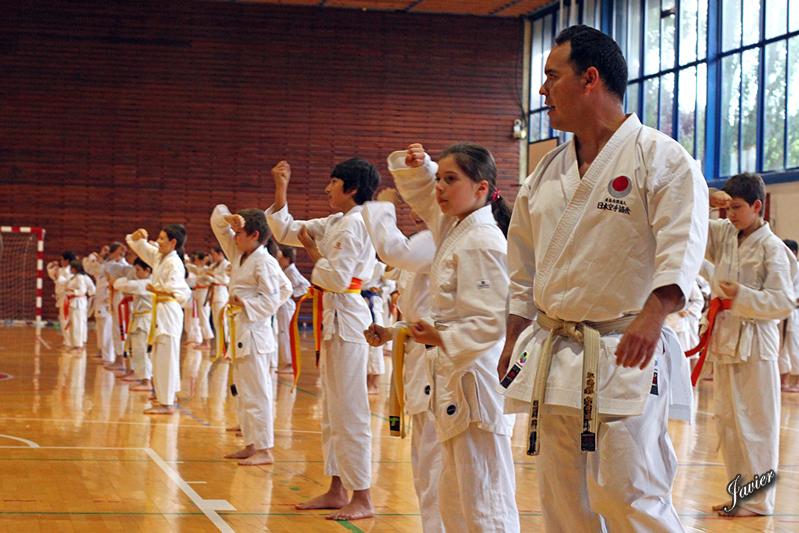 club karate getxo