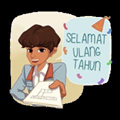 Dilan Movie Stickers