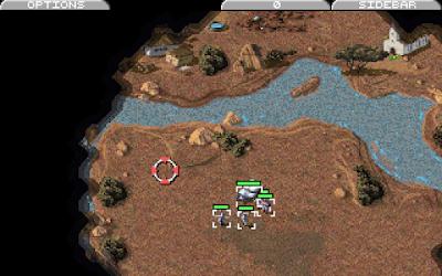 【Dos】命令與征服,劃時代的即時戰略老遊戲!