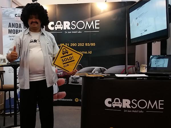 Carsome, Mobil Bekas Laku Cepat Di Sini