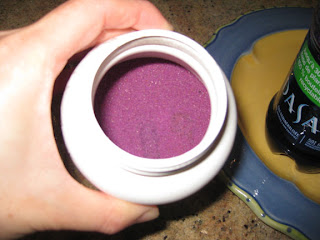 potassium permanganate powder