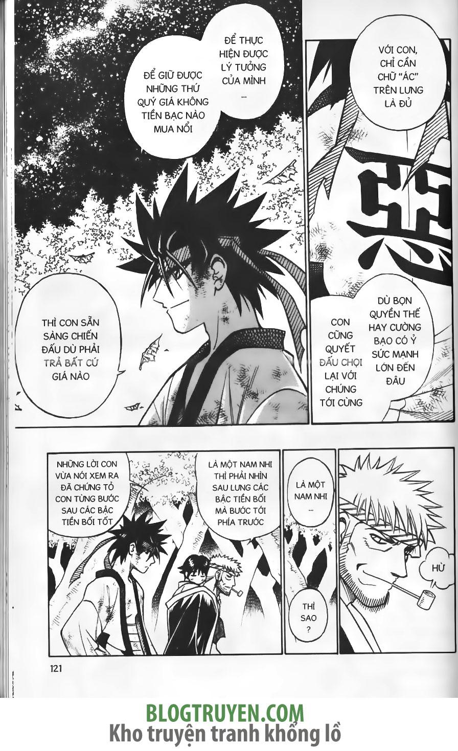 Rurouni Kenshin chap 234 trang 9