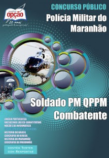 Apostila  Soldado PMMA 2017