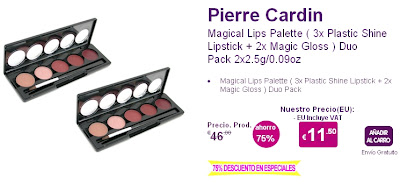 strawberryne oferta Pierre Cardin