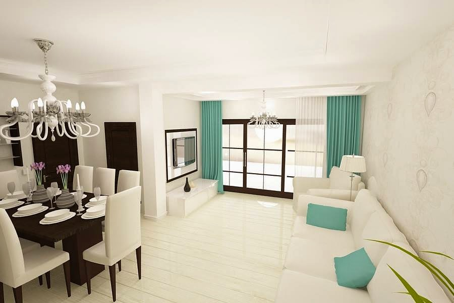 Design interior - apartamente - Design interior - living apartament -Constanta