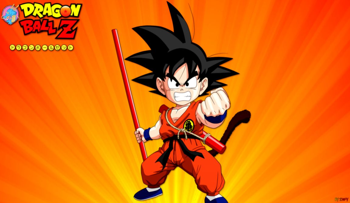 Dragonball Wallpaper Goku Doraemon