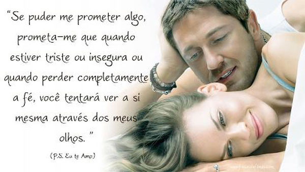 Ps Eu Te Amo Ps I Love You Com Hilary Swank E Gerard Butler