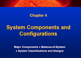 Learn Solar PV Systems: 4- System Components & Configurations