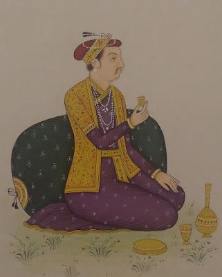 Qutb-ud-din Mubarak, Last Ruler of the Khilji Dynasty
