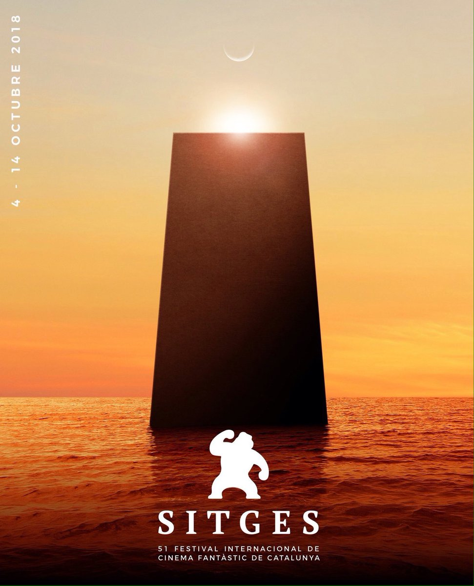 51 Festival Internacional de Cine Fantástico de Sitges - Poster 2018