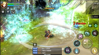 Dragon Nest M Apk Mod v1.1.0 For Android