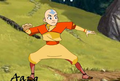 Avatar The Last Air Bender Bending Battle