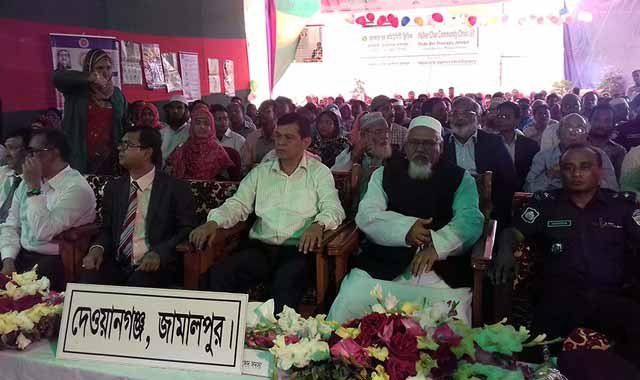 The Prime Minister inaugurated the community clinic of Dewanganj