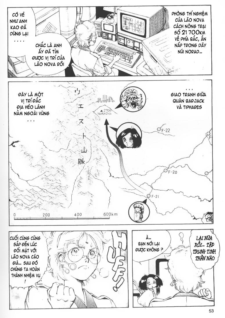 Battle Angel Alita chapter 44 trang 4