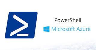 Microsoft Azure and installing Azure PowerShell on Windows