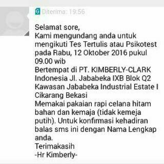 PT. KIMBERLY CLARK INDONESIA