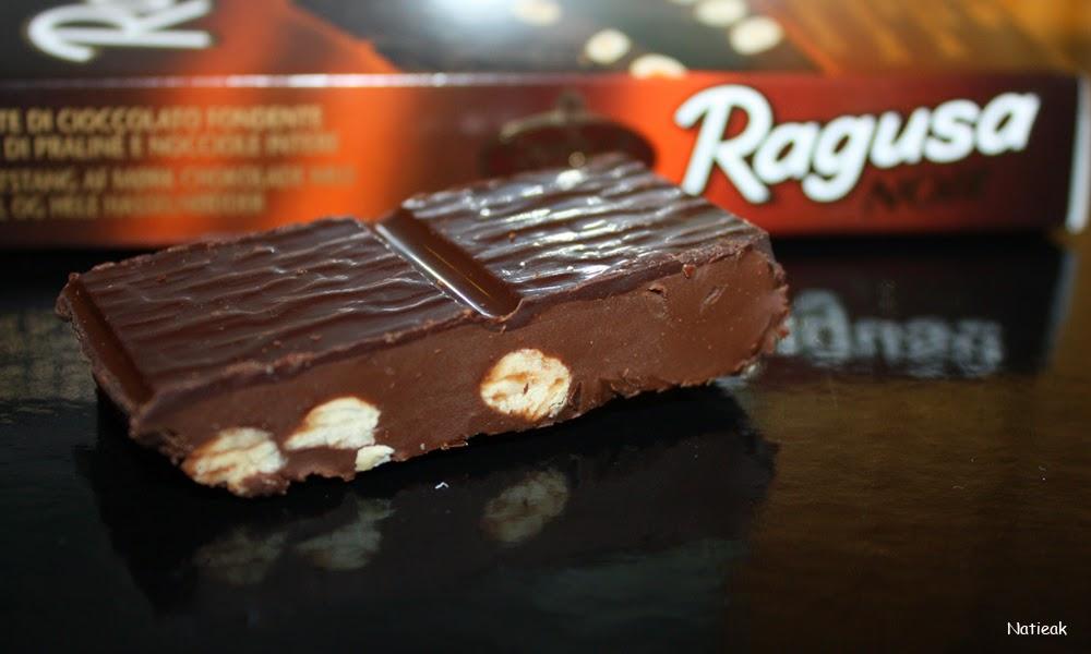 Ragusa noir carré