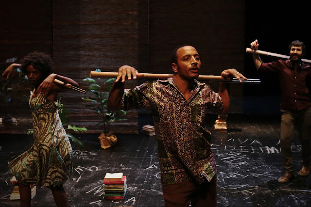 «Encontros do DeVIR» revisita o colonialismo português no Cine-Teatro Louletano