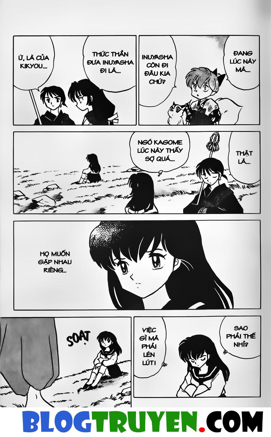 Inuyasha vol 32.8 trang 10