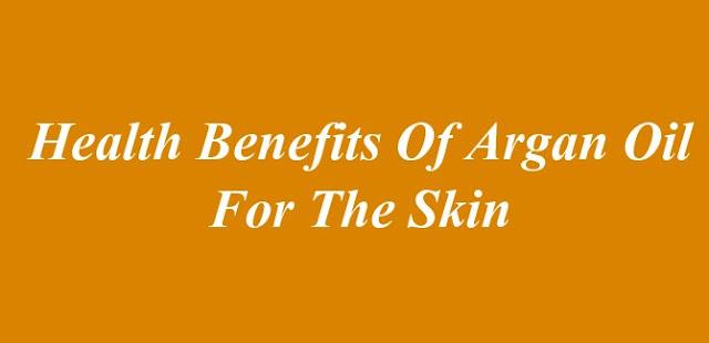 Benefits Of Argan Oil For Skin?