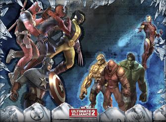 Marvel: Ultimate Alliance 2 [Full] [Ingles] [MEGA]