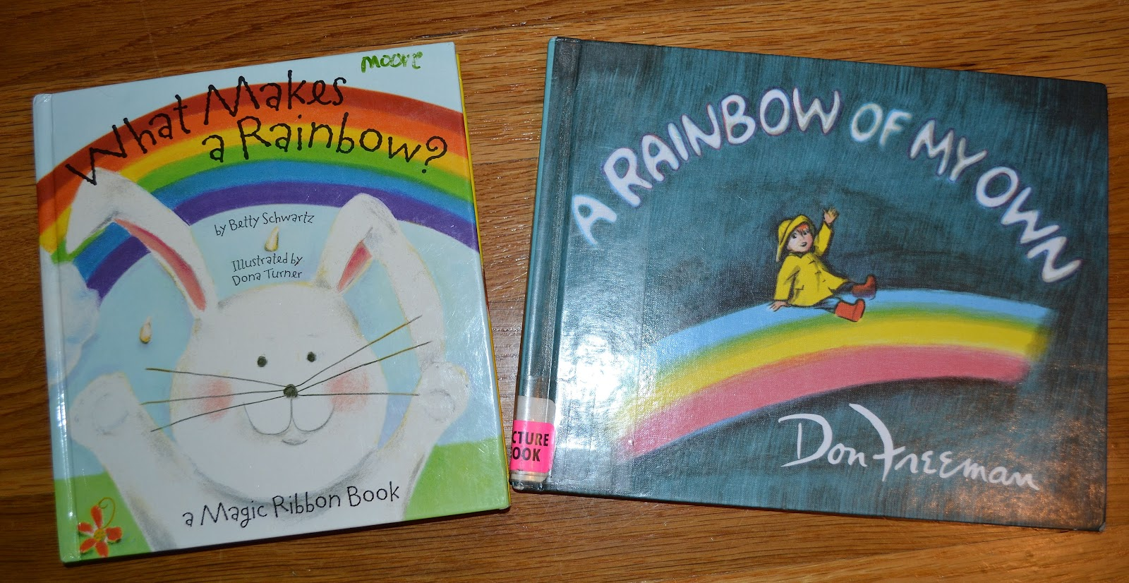 From The Hive Rr Rainbow Day Preschool Style