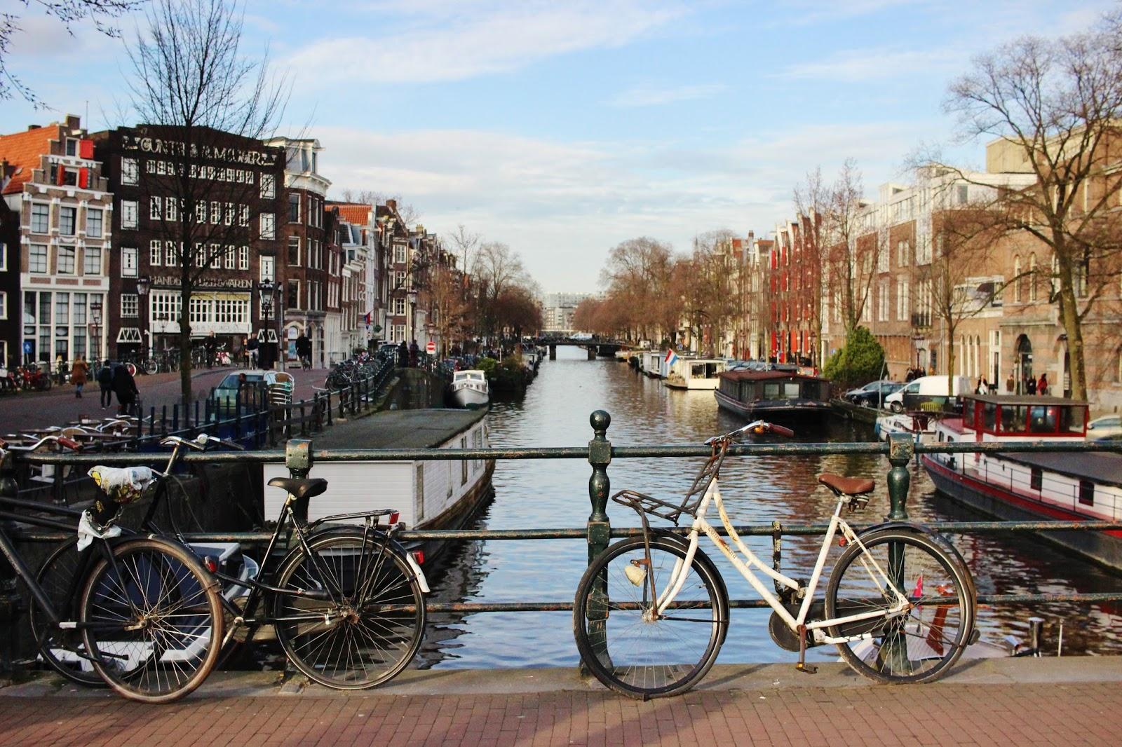 Turismo de dia en Amsterdam