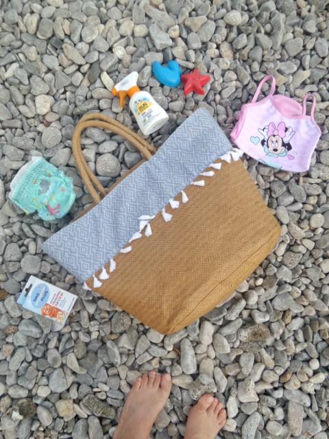 Što je u mojoj torbi za plažu?