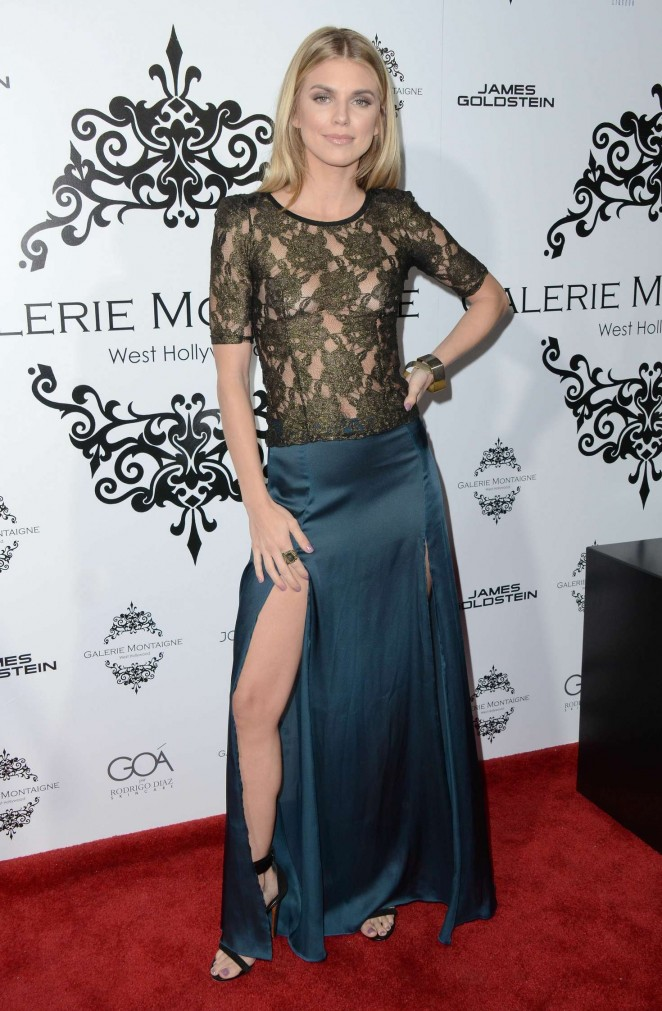 AnnaLynne McCord – Galerie Montaigne Opening in Los Angeles