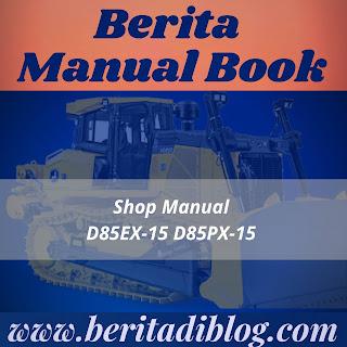Shop Manual D85ex-15 D85px-15