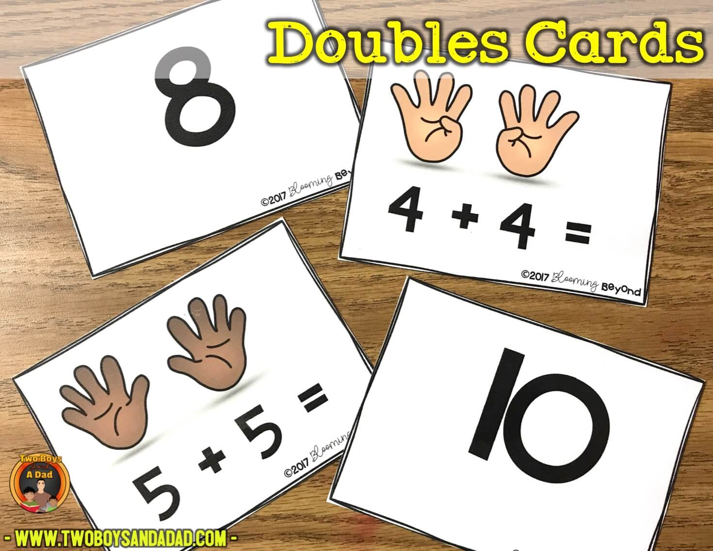 doubles cards