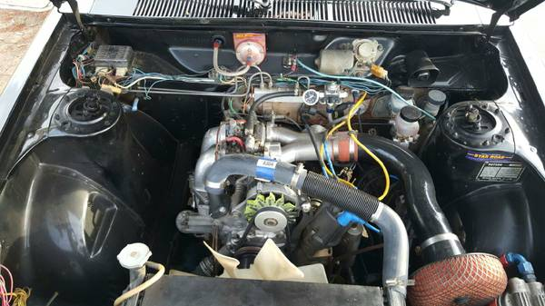 Daily Turismo: 13B Rotary Swapped: 1972 Datsun 510