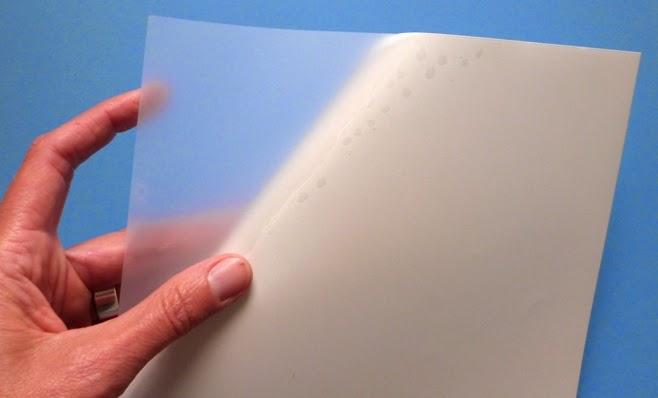 transparente Etiketten Laserdrucker