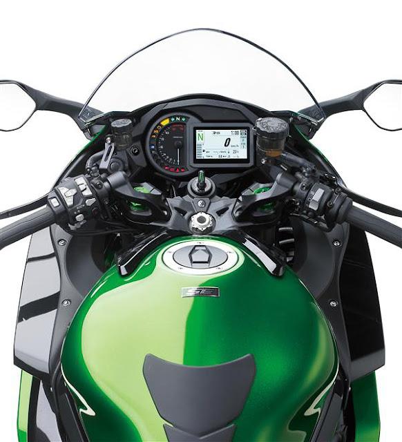 Kawasaki H2 SX Akan Di Pasaran Malaysia 2018
