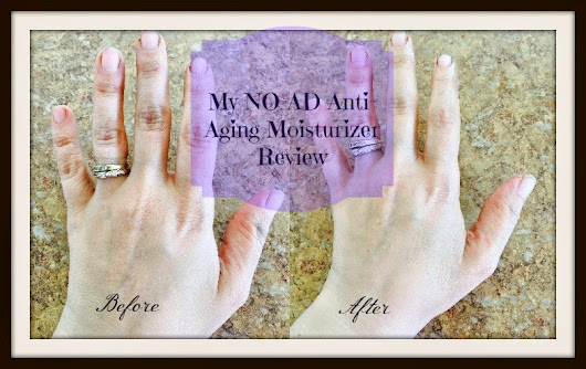 NO-AD Skincare Products - Review #Coupon Too!