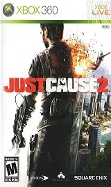 217860 just cause 2 xbox 360 front cover - Just Cause 2 X360-Allstars (Region Free)