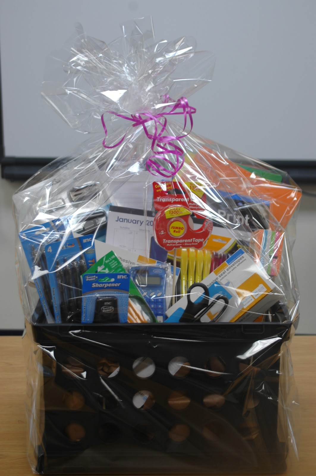 harmon raffle baskets