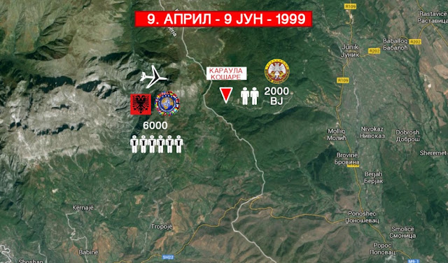 Serb soldiers confess the horror and suffering of the Battle of Koshare