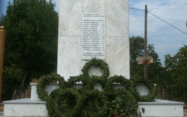 Θεσπρωτία: Η ιστορική μνήμη δεν χάνεται, το μήνυμα από την εκδήλωση για τους εκτελεσθέντες της Μίχλας Πέντε Εκκλησιών Θεσπρωτίας