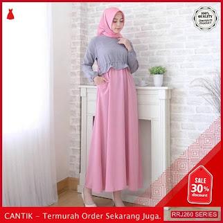 Jual RRJ260D133 Dress Frila Dress Wanita Wd Terbaru Trendy BMGShop