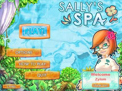 Sally's Spa Free Download