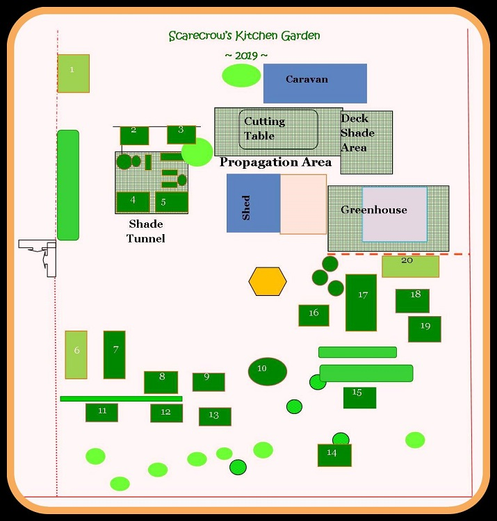 Kitchen Garden Layout
