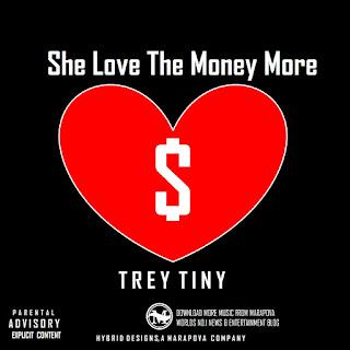 Trey Tiny – She Love The Money More ARTWORK