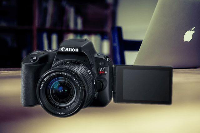 review dan harga kamera canon eos rebel sl2