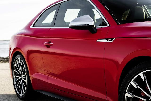 2017 Audi S5 3.0 TFSI