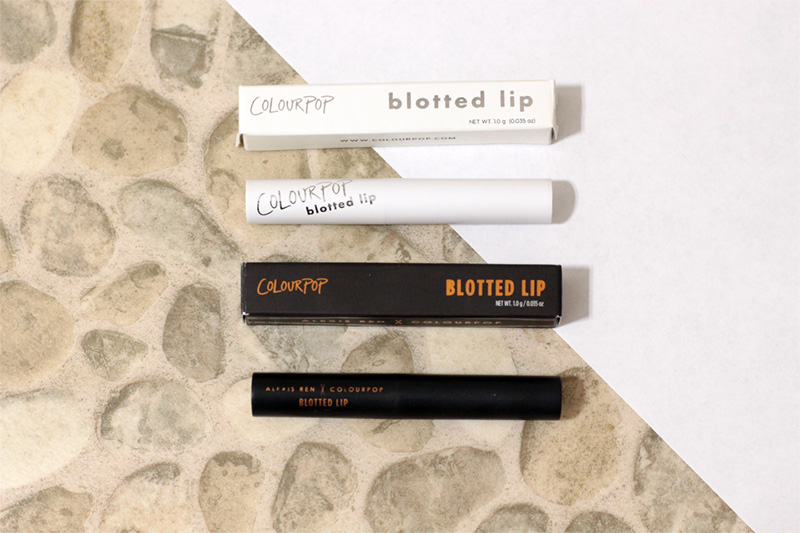 Blotted Lip | Colourpop