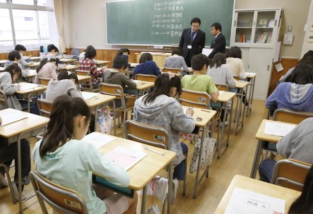 Fakta Unik Pendidikan Dasar di Jepang