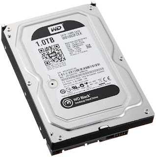 Western Digital Black 6TB Review, 7200RPM, 128mb cache (WD6001FZWX) - Excellent for PC